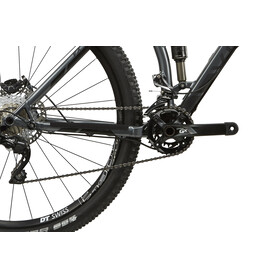 VOTEC VX Comp Trail Fully dark grey glossy/black matte